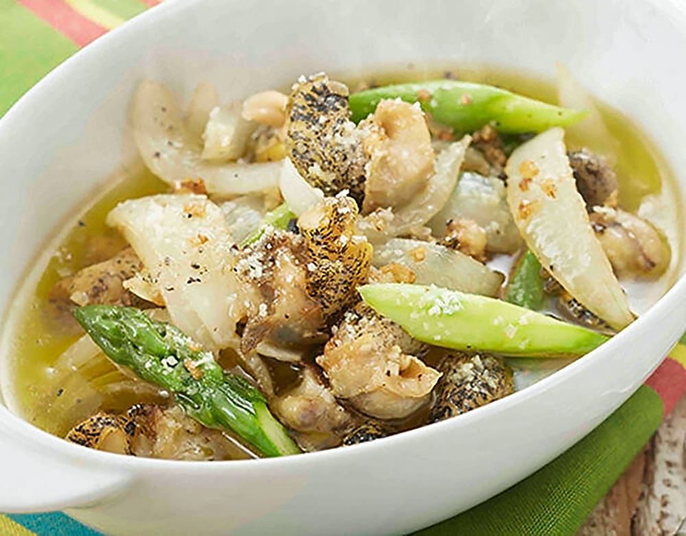 レシピ つぶ 貝